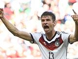 [世界杯]穆勒上演帽子戏法 德国4球大胜葡萄牙