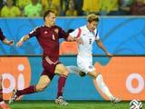 [世界杯]H组:俄罗斯1-1韩国 比赛集锦