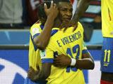 [世界杯]顶住压力 厄瓜多尔胜洪都拉斯拿到三分