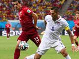 [世界杯]G组:葡萄牙VS美国 上半场