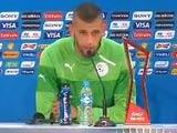 [世界杯]阿尔及利亚球员苏莱曼尼当选本场最佳