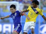 [世界杯]C组:日本1-4哥伦比亚 比赛集锦