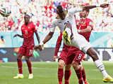[世界杯]维洛索左路传中 博耶解围送乌龙