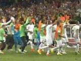 [世界杯]阿尔及利亚战平出线 球员球迷欣喜若狂