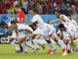 [世界杯]神话不再 希腊最终倒在了点球决战