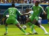 [世界杯]赛事缩编:法国2球力克尼日利亚