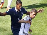 [世界杯]1/4决赛:法国0-1德国 比赛集锦
