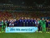 [世界杯]三四名决赛:巴西VS荷兰 颁奖仪式