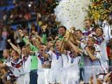 [世界杯]决赛:德国VS阿根廷 颁奖仪式