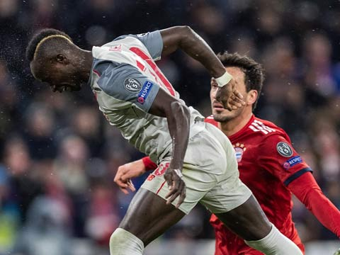 [歐冠]馬內兩球 利物浦客勝拜仁挺進歐冠八強