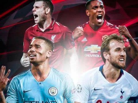 [歐冠]八強晉級隊伍出爐 英超球隊或迎內戰