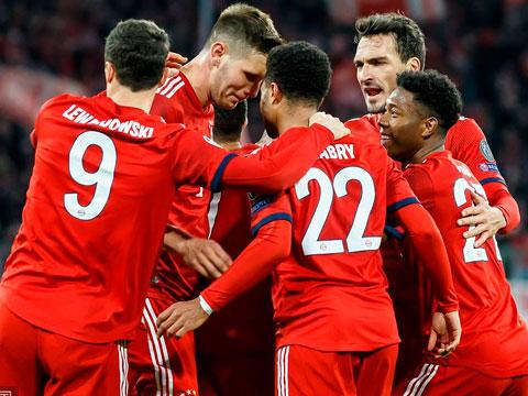 [冠軍歐洲]馬內梅開二度 利物浦客場完勝拜仁