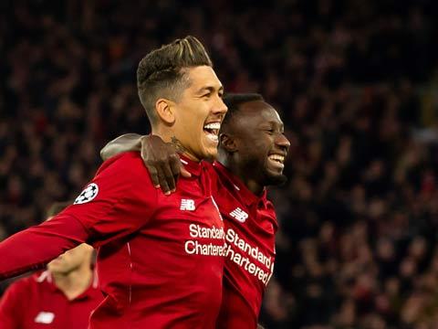 [歐冠]1/4決賽首回合:利物浦2-0波爾圖 比賽集錦