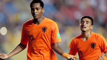 [圖]U17世界杯1/4決賽 荷蘭4-1巴拉圭晉級4強