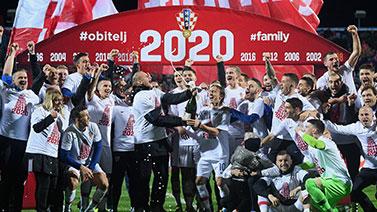 [圖]佩里西奇鎖定勝局 克羅地亞3-1斯洛伐克出線