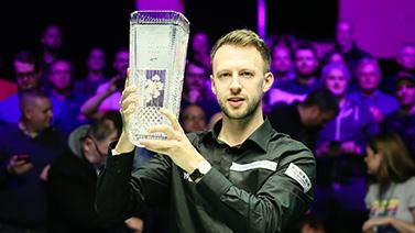 [图]北爱赛-小特4破百9-7火箭 夺生涯排名赛第14冠