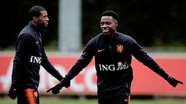 [圖]2020歐洲杯預選賽C組前瞻:荷蘭訓練備戰