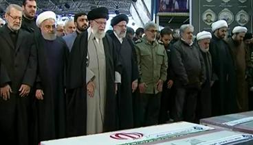 """《今日关注》 20200107 伊朗""""严厉复仇"""" 伊军直接动手 大战一触即发?"""