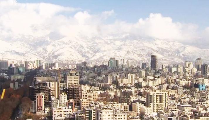 """《远方的家》 20200309 系列节目——亲历""""一带一路"""" 走进伊朗"""