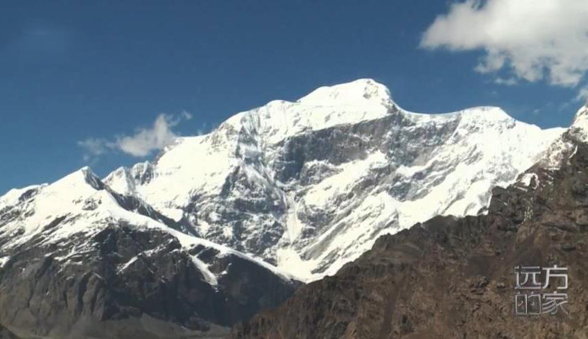 《远方的家》 20200320 世界遗产在中国 探寻天山之巅 托木尔峰