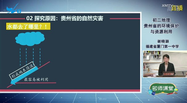 初二地理:貴州省的環境保護與資源利用 00:39:21