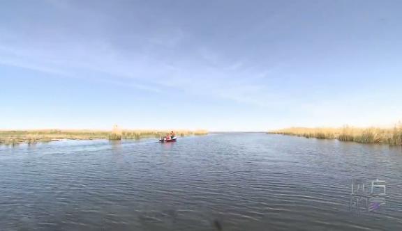 《远方的家》 20200415 大好河山 黄河:走进河套平原