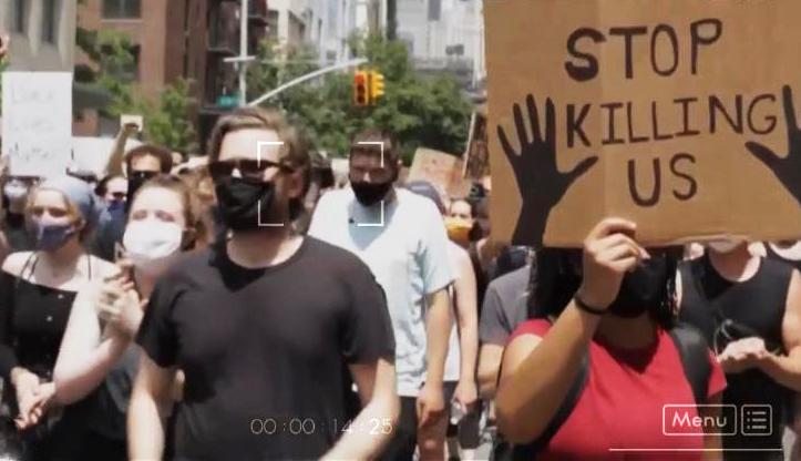 《今日关注》 20200607 大规模示威席卷华盛顿 美社会撕裂会否激化?