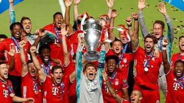 [冠军欧洲]20200824 拜仁夺冠 欧冠神奇之旅