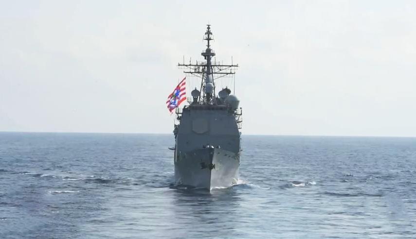 《今日关注》 20200828 美舰擅闯中国西沙领海 埃斯珀妄称准备全球对抗中俄!