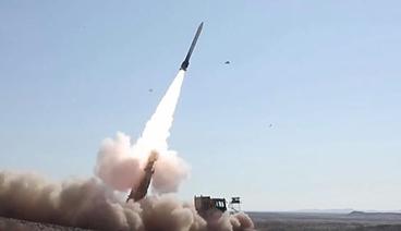 《今日关注》 20201025 首射自主研制导弹防御系统 解禁后伊朗与美博弈升级?