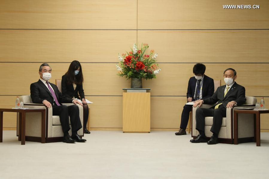 China, Japan eye closer collaboration amid COVID-19 pandemic