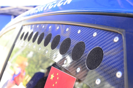 中国拉力锦标赛怀柔站