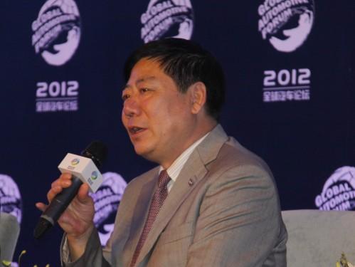庞大汽贸董事长 庞庆华