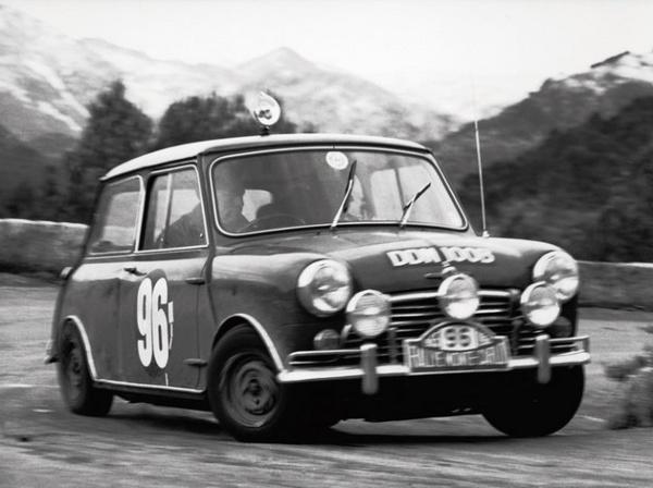 MINI COOPER 1961