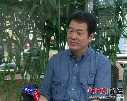 北京中坤投资集团董事长黄怒波