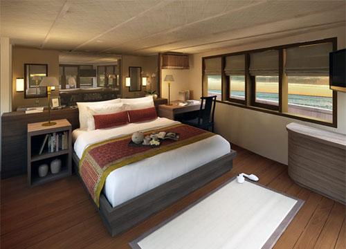 帆船 五星级/阿丽拉酒店集团新推出的木制Phinisi五星级帆船