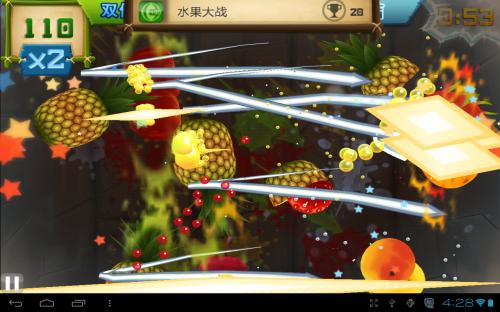 水果忍者变态版