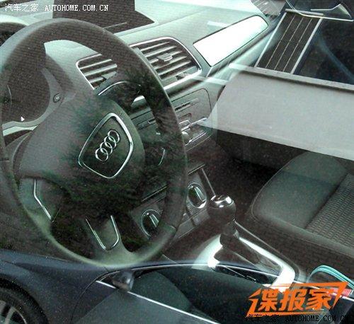 明年上市 国产奥迪Q3预计广州车展首发 汽车之家