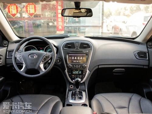 广汽乘用车2012款传祺GS5