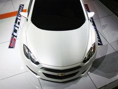 2012广州国际车展 雪佛兰Tru140S概念车