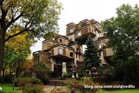 特立独行的建筑风格