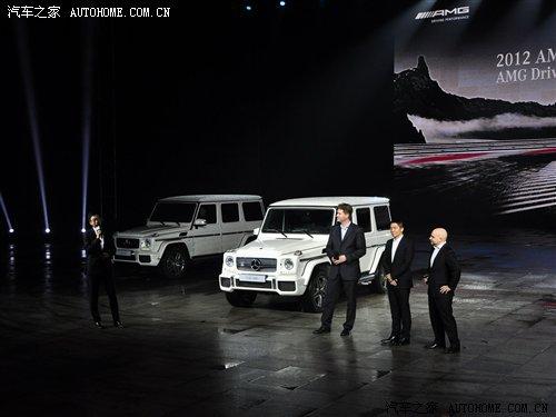 广州车展 奔驰g63 g65 amg售229.8万起 汽车之家高清图片