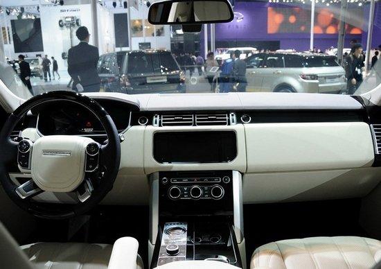 四款豪华全尺寸SUV车型推荐 陆地游艇