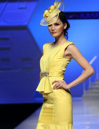 2012中国模特之星大赛总决赛