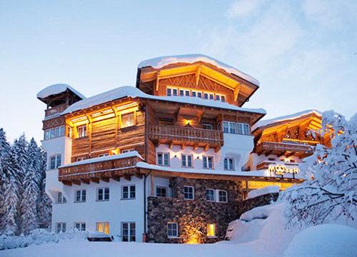 别样旅途 欧洲7大滑雪度假精致旅馆