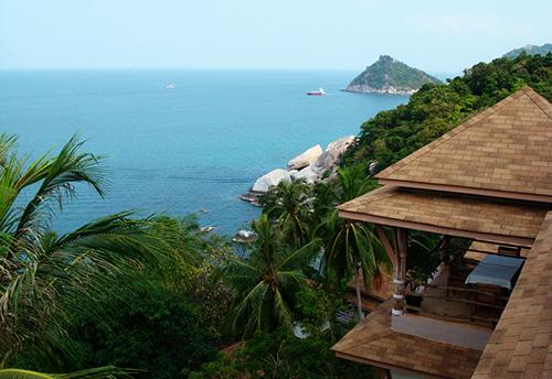 妙不可言的泰国海岛游 乘上长尾船离岸而去