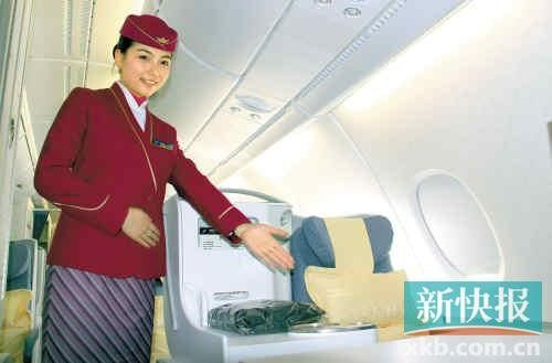 民航局新规1月正式实施 一小时内航班或不送餐