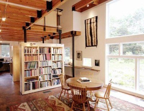 10个室内隔断创意设计