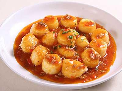 NO.1 豆腐:57 大卡(100克)