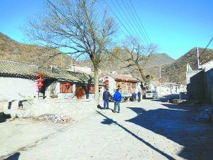 京西黄岭西村中